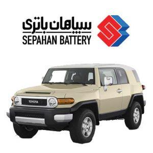باتری مناسب ماشین کروز FJ
