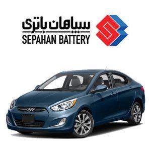 باتری مناسب ماشین اکسنت