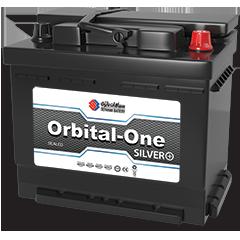 باتری اوربیتال سیلور ۳۵ آمپر