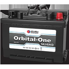 باتری اوربیتال سیلور ۶۰ آمپر