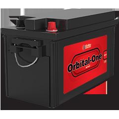 باتری اوربیتال وان قرمز ۹۰ آمپر
