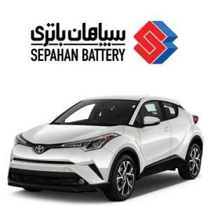 باتری مناسب ماشین CHR