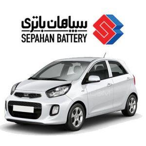 باتری مناسب ماشین پیکانتو